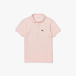 Camisa Polo Lacoste Infantil Petit Piquet