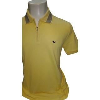 Camisa Polo Lisamell Manga Curta