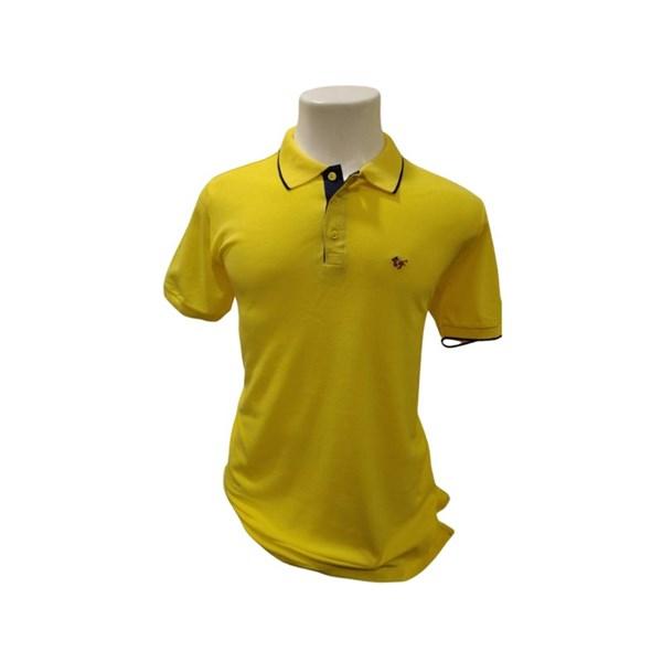 Camisa Polo Piquet Polo Style Lisa