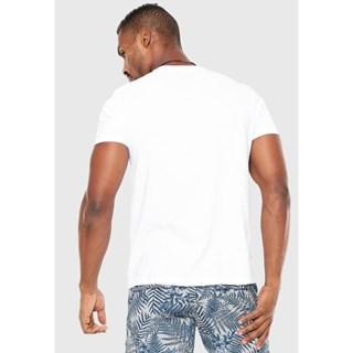 Camiseta Hering Mm Com Decote V Masculina 022BN0A00S