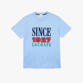 Camiseta Lacoste Masculina De Algodão Nattier TH6096-21