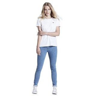Camiseta Levis Perfect Tee Básica Feminina