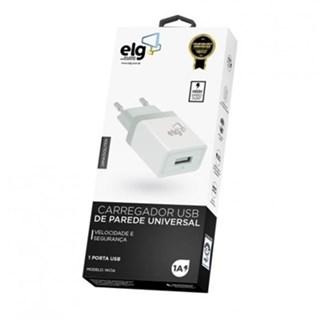 Carregador de Parede ELG USB 1 Saida