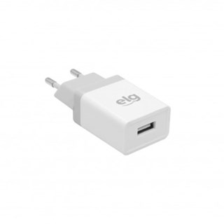 Carregador de Parede ELG USB 1 Saída