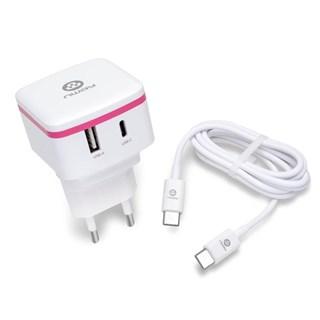Carregador de Parede NWAY USB 2 Saidas CPU27