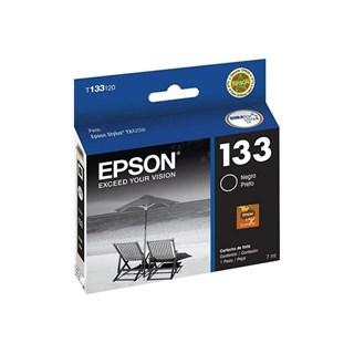 Cartucho de Tinta Epson 133 Preto 265 Páginas T133120-BR