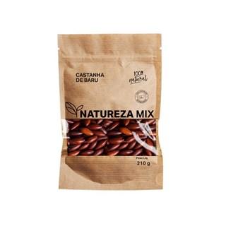 Castanha De Baru Natureza Mix 210g