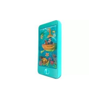 Celular de Brinquedo Yes Toys Mundo Bita Fundo do Mar Com Som