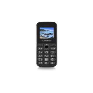 Celular Multilaser Vita Tela 1.8 Pol. Dual Chip 2G USB Bluetooth Preto P9120