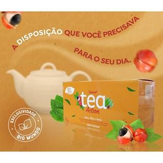 Chá Action Guaraná Bio 365 45g