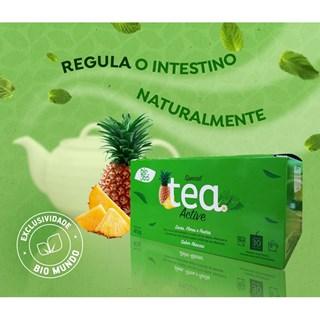 Chá Active Abacaxi Bio 365 45g