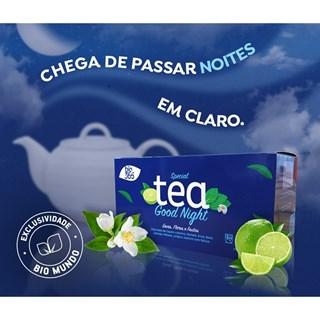 Chá Good Night Flores E Frutas Bio 365 45g