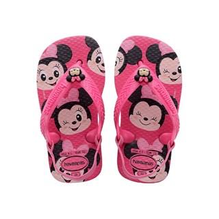 Chinelo Havaianas Baby Disney Classic Minnie 4137007