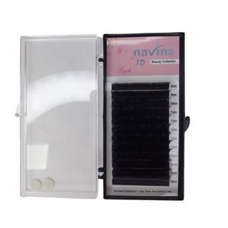Cílios Fio A Fio 3D Navina 30061 0.07