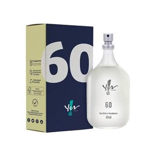 Colônia Desodorante Yes! 60  85ml