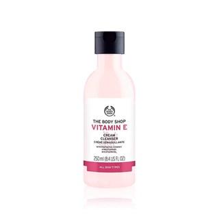 Creme de Limpeza Facial The Body Shop Vitamina E 250ml