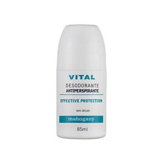 Desodorante Antiperspirante Mahogany Vital Roll-on