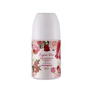 Desodorante Mahogany English Rose Roll-on