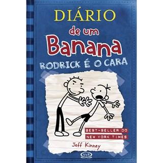 Diário De Um Banana 02 Rodrick É O Cara