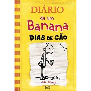 Diário De Um Banana 04 Dias De Cão