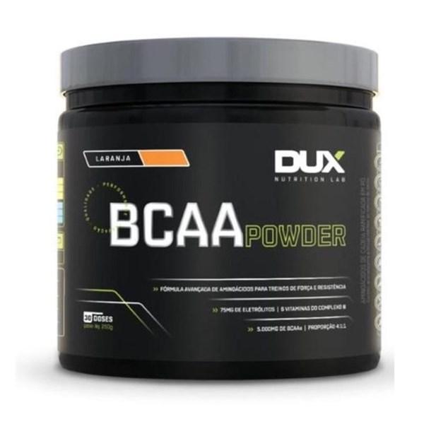 Dux Bcaa Powder Laranja 200G