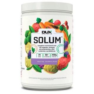 Dux Solum Frutas Vermelhas 450g
