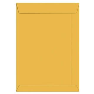 Envelope Saco 80G Foroni Kraft Ouro 340 240 x 340 10 Un