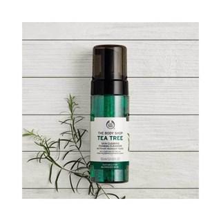 Espuma de Limpeza Facial The Body Shop Tea Tree 150ml