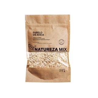 Farelo De Aveia Natureza Mix 210g