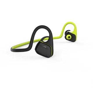 Fone de Ouvido NWAY Bluetooth HPM6-SPTX7 Preto/Amarelo