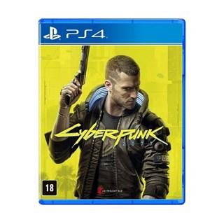 Game Cyberpunk 2077 PS4