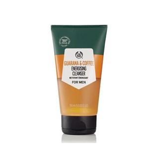 Gel de Limpeza Facial The Body Shop Guaraná & Coffee 150ml