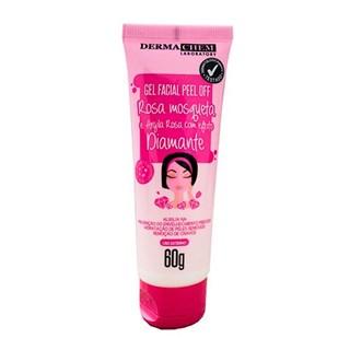 Gel Facial Peel Off Rosa Mosqueta Dermachem 60g