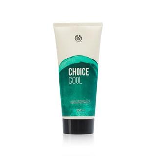 Hidratante Desodorante Corporal The Body Shop Choice Cool 200ml