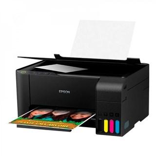Impressora Multifuncional Jato de Tinta Epson L3150 Tanque Wireless