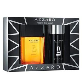 Kit Perfume Azzaro Pour Homme Edt Masculino + Deo