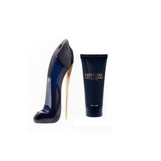 Kit Perfume Carolina Herrera Good Girl Edp Feminino + Body Lotion