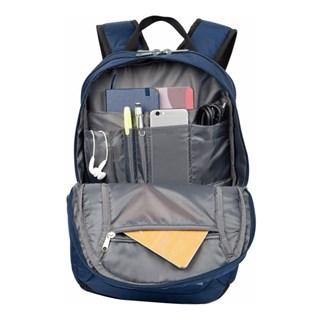 Mochila Grande 3 Compartimentos Laptop Next X6 Azul Marinho