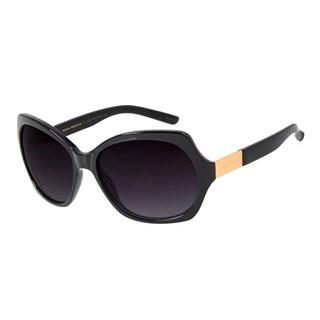 Óculos De Sol Feminino Chilli Beans Essential Quadrado Classic Preto