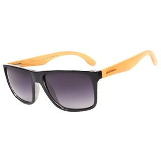 Óculos De Sol Masculino Chilli Beans Quadrado Cinza Preto Polarizado