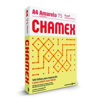 Papel Chamex A4 75g/m² 210 x 297mm Colors 500Fls
