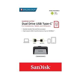 Pen Drive Sandisk 32Gb Dual Type C