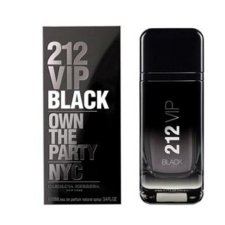 Perfume Carolina Herrera 212 Vip Black Men Edp Masculino