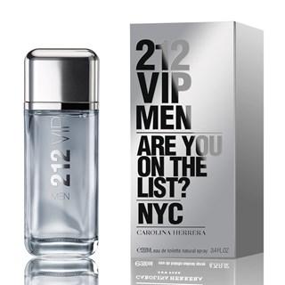 Perfume Carolina Herrera 212 Vip Edp Masculino