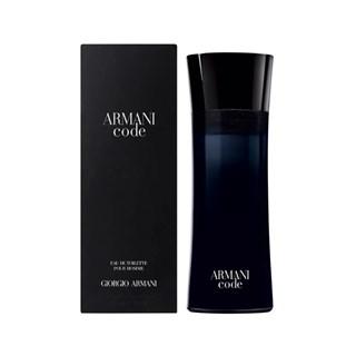 Perfume Giorgio Armani Code Black Edt Masculino