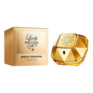 Perfume Paco Rabanne Lady Million Edp Feminino