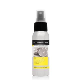 Perfume Para Ambientes Acqua Aroma 60ml Verbena e Limão Siciliano