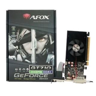 Placa de Vídeo Afox GeForce 2GB DDR3 64-bit GT710