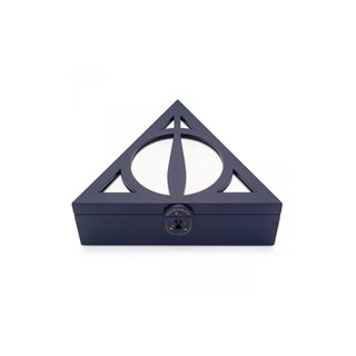 Porta Bijoux Imaginarium Espelhado Harry Potter Relíquias