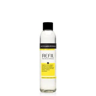 Refil Difusor Acqua Aroma 200ml Verbena e Limão Siciliano